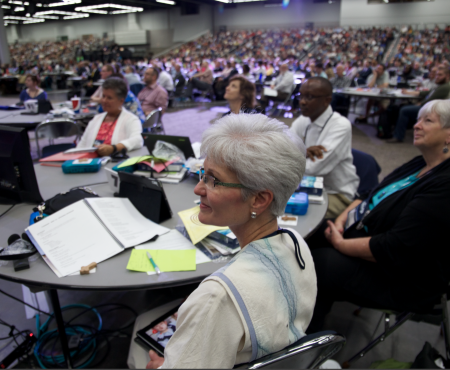 Delegates 2016 GC
